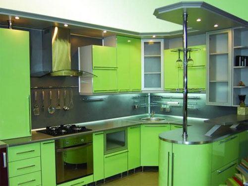 Мебель для кухни в Барнауле
